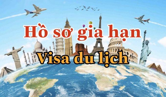 Gia hạn visa cho người Trung Quốc