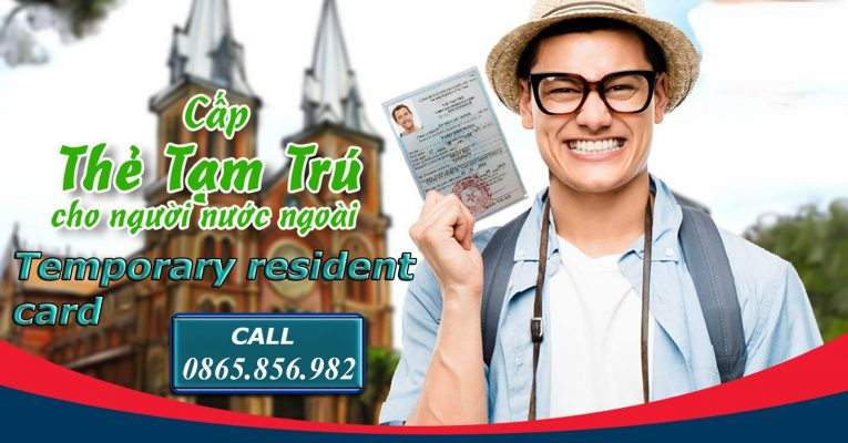 thẻ tạm trú tại Bắc Ninh