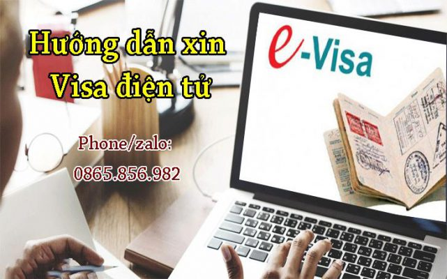 quy trình xin visa điện tử việt nam