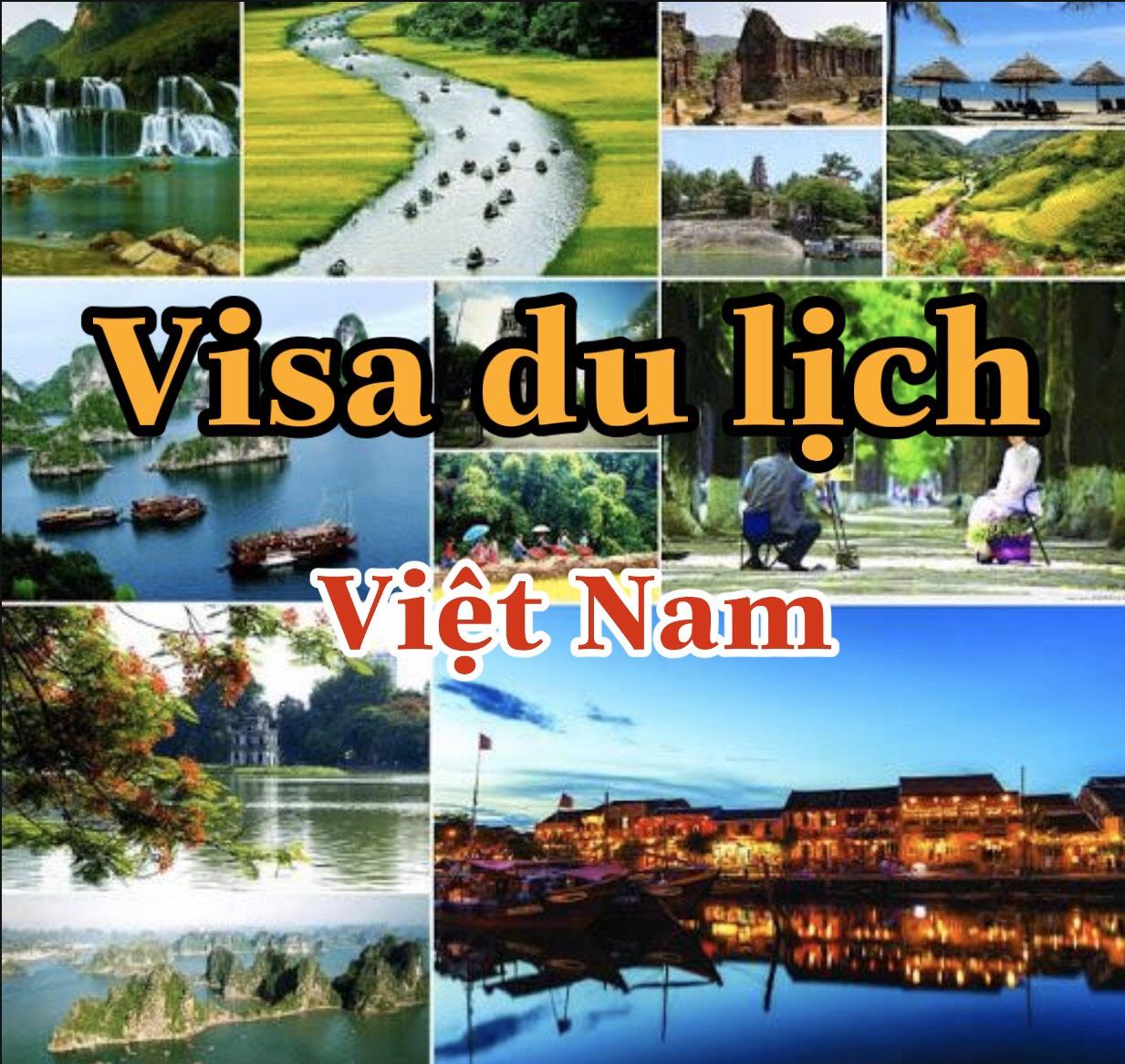 xin visa du lịch việt nam