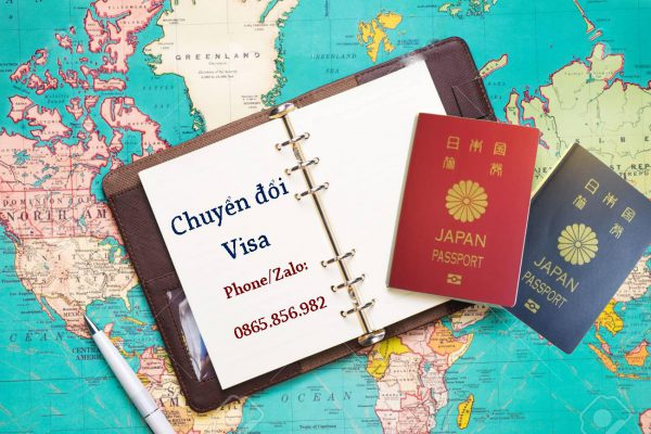 gia hạn visa khi thay đổi công ty làm việc
