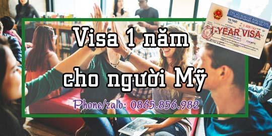 visa thương mại cho người mỹ